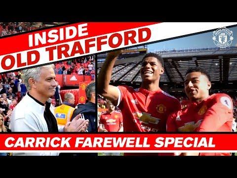 Manchester United 1-0 Watford: Inside OT | Tunnel Cam | Carrick's Farewell | BTS | Lap of Honour