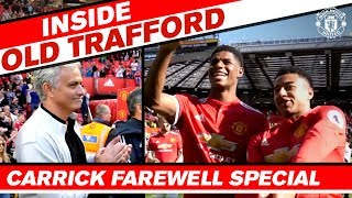 Manchester United 1-0 Watford: Inside OT | Tunnel Cam | Carrick's Farewell | BTS | Lap of Honour