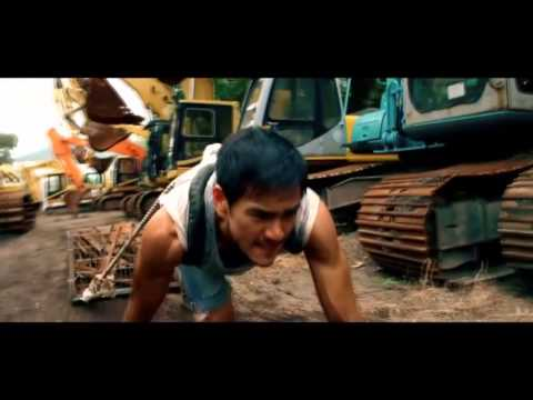 Unbeatable (MMA) Official Trailer #2 (2013) - Chinese Combat Movie