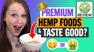 🌟 Manitoba Harvest Review & Taste Test:  Are These High-Quality Hemp Foods Worth It?