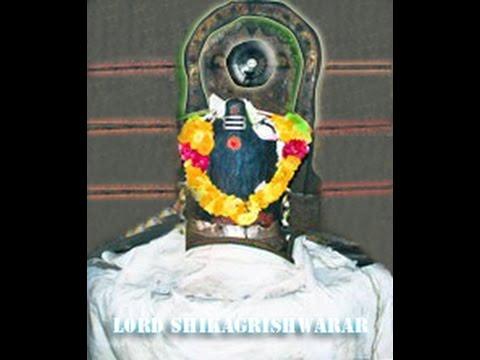 Kudumiyanmalai ~ Pudukkottai - Tuft on Lord Shiva