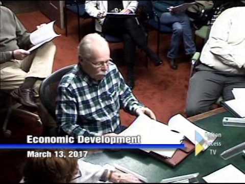 Economic Development Committee 13mar17