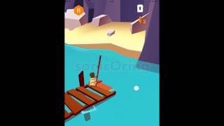 Magic River Ketchapp Gameplay iOS Android