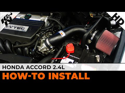 hqdefault 2008 2012 honda accord 2 4l air intake installation youtube