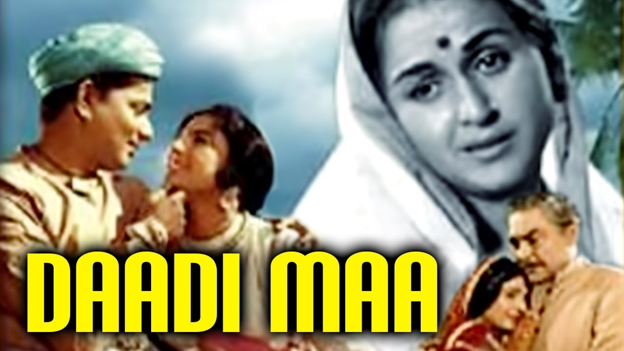 Download Daadi Maa (1966) Full Hindi Movie | Ashok Kumar, Bina Rai, Mumtaz, Tauja, Durga Khote, Mehmood