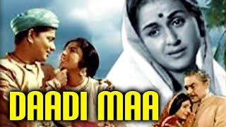 Daadi Maa (1966) Full Hindi Movie | Ashok Kumar, Bina Rai, Mumtaz, Tauja, Durga Khote, Mehmood