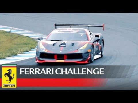 Ferrari Challenge APAC - Motegi, Race 1