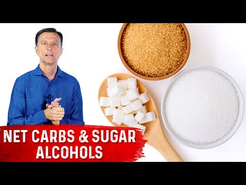 Do You Subtract Sugar Alcohol Sweeteners for Net Carbs on Keto