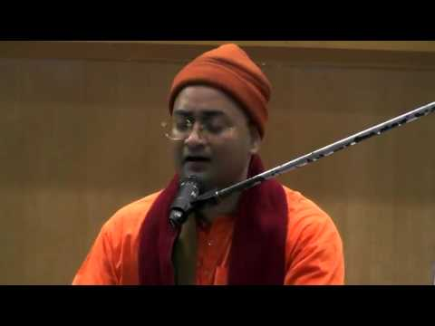 Bhajans   भजन by Swami Kripakarananda   Belur Math