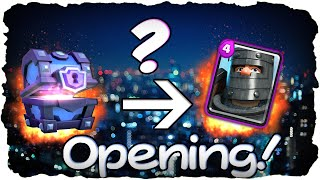 CLASH ROYALE #15 - Chest Opening: Meine 1. Supermagietruhe! ★ (Deutsch / German) | xHeaven