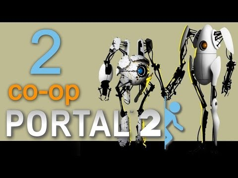 Portal 2 - Прохождение игры на русском - Глава 7: Воссоединение