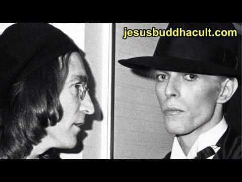 Bowie on Lennon : Lennon on Bowie. jesusbuddhacult.com