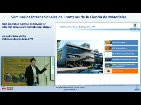 SFCM 16/17 14: Next generation materials and devices for thermal energy storage