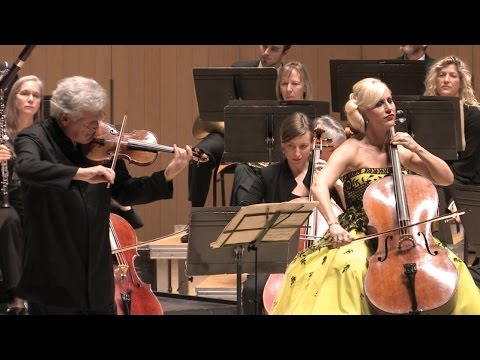 Amanda Forsyth on the Brahms Double Concerto