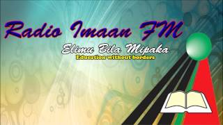 Repeat youtube video RADIO IMAAN - Sh. Msellem Ally || Tafseer Surat-ul-Hujurat  (Part 3)