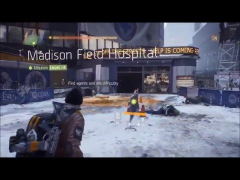 The Division Rescue Doctor Jessica Kandel Madison Field Hospital