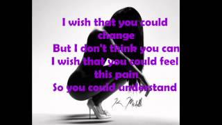 K  MICHELLE, MISS YOU, GOODBYE WITH LYRICS