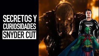 Snyder Cut I Secretos y curiosidades