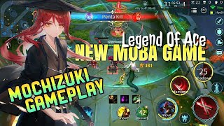 LEGEND OF ACE - NEW MOBA GAME (TACHIBANA GAMEPLAY)
