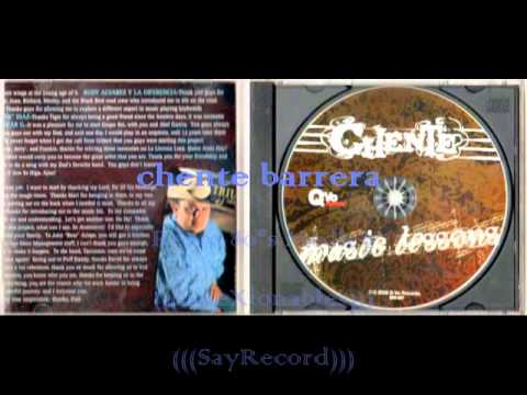 chente barrera -------- Retro 80¨*s Medley---------(((SayRecord)))