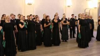 Государственный академический русский народный хор им.Пятницкого