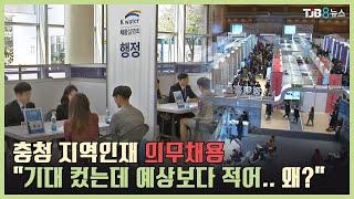 """[TJB 대전·충남·세종뉴스]""""기대 컸는데..…"""