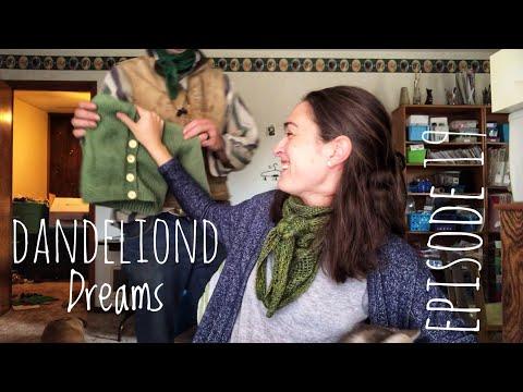 Knitting Podcast: Episode 19 Dandelion Dreams [Husband Cameo]