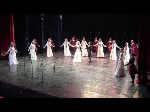 Батуми. Batumi. Абхазский Государственный Ансамбль песни и танцев. Концерт 24 июня 2017.
