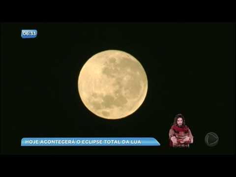 Eclipse solar promete maior lua avermelhada do século nesta sexta-feira (27)