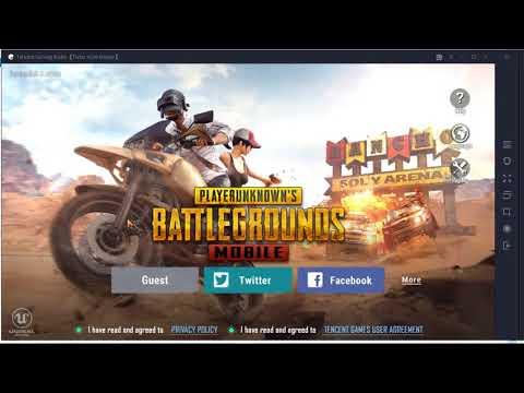 Cara Update Pubg Mobile Versi 0 6 Pada Emulator Tencent Gaming Buddy
