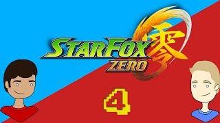 Star Fox Zero: Trash Panda - Part 4
