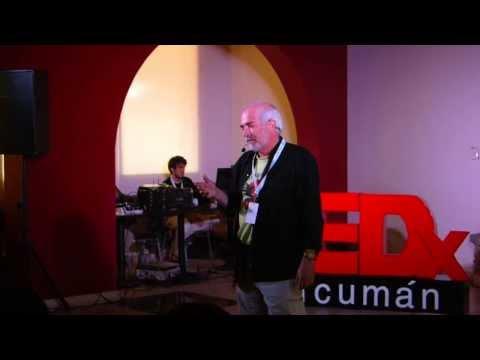 Tucuman. Un lugar donde tocar el cielo: Eduardo Deheza at TEDxTucuman 2013