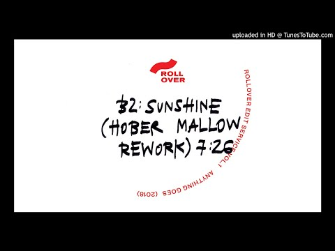 Unknown - Sunshine  (Hober Mallow Rework) [Anything Goes]