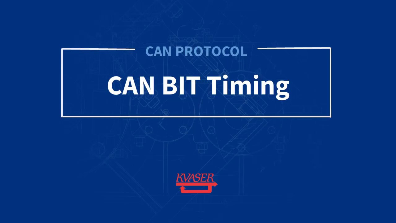 Kvaser CAN Protocol Course: CAN Bit Timing (Part 7)