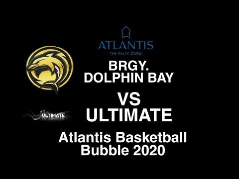 Brgy. Dolphin Bay vs Ultimate | Atlantis Basketball Bubble 2020 | FireballTV Nation #atlantisthepalm