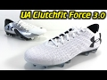 Under Armour Clutchfit Force 3.0 (White/Black) - One Take Review + On Feet