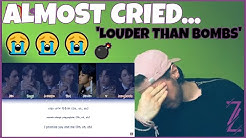 BTS 'LOUDER THAN BOMBS' 💣  [EMOTIONAL REACTION] I LOST IT😭