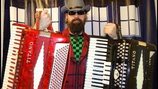 Classic Cowboy Songs And The Accordion