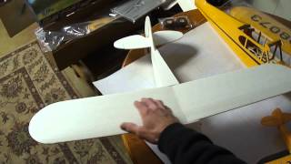 (super Cub) Rc Scratch Build. Plans Now Available. Http://foamconceptjets.com