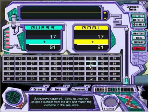 Carmen Sandiego Math Detective - The Adventure Begins
