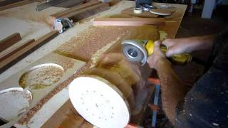 Pod Light - True Wood Design - Wood Lighting