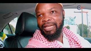 ALHAJI  MUSA IS NOW  A TAXI MAN
