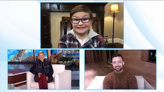 Justin Timberlake's Kid Co-Star Had 'No Clue' Who He Was