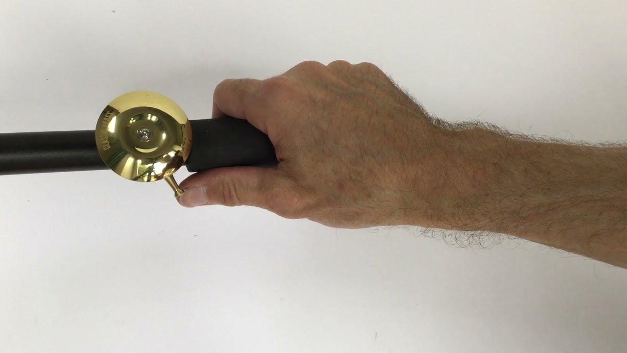 Taiwan Made Classic Brass Bell
