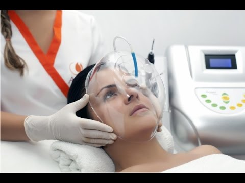 6 In 1 Oxygen (O2) Infusion Equipment For Face Treatment Video