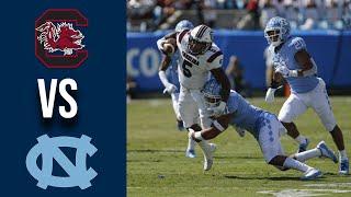 South Carolina vs North Carolina Full Game Highlights Week 1 2019 College Football