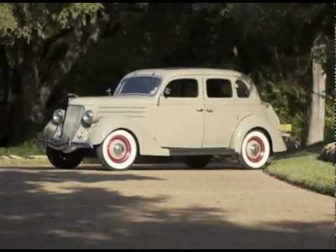 1936 ford v8 four door sedan youtube for 1936 ford 4 door sedan for sale