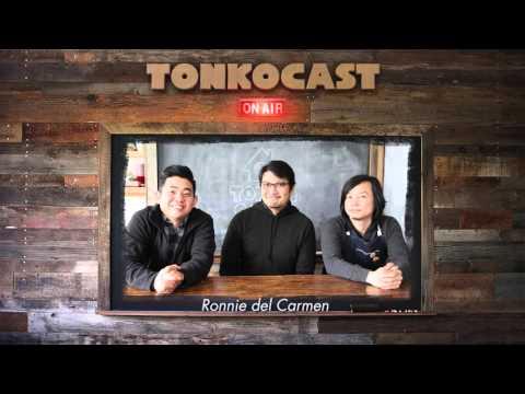 TONKOCAST - Tonko House's Animation Industry Podcast #1 --Ronnie del Carmen