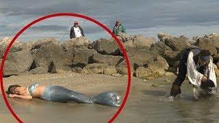 जब समुद्र से बाहर निकल कर आयी असली जलपरियां( जरूर देखे ) || Actual Mermaids spotted in real life