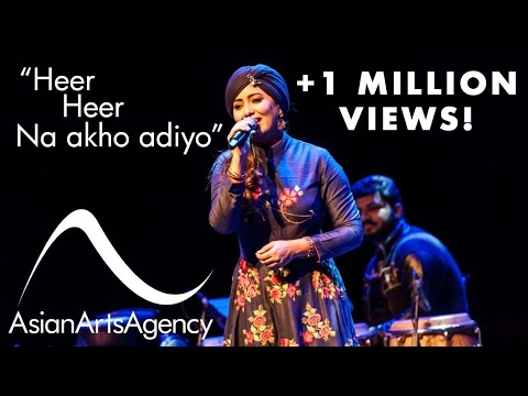 BEST OF HARSHDEEP KAUR SONGS 2018 | HEER LIVE | ASIAN ARTS AGENCY Mp3